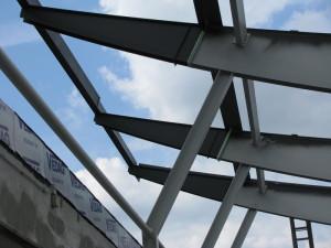 Schweißkonstruktion Halle, Hallenbau Metalltechnik, Schweißbau Halle Eschweiler