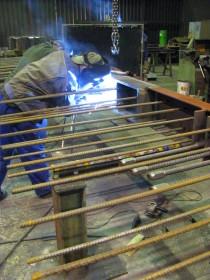Stahlbau Ingenieurbüro, Eschweiler Metallbau Unternehmen, Industriebau Schweißtechnik