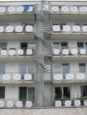 Wohnungsbau Schweißtechnik, Schweißarbeit Wohnungsbau, HKS Schlosserarbeit