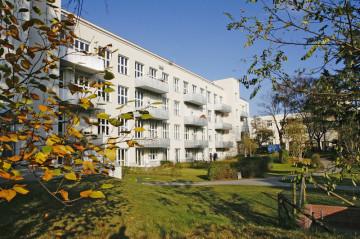 Wohnungsbau, Vorsatzbalkon